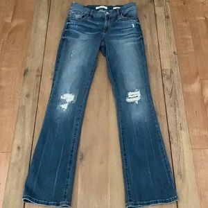 Guess Tailored Mini Boot Jeans